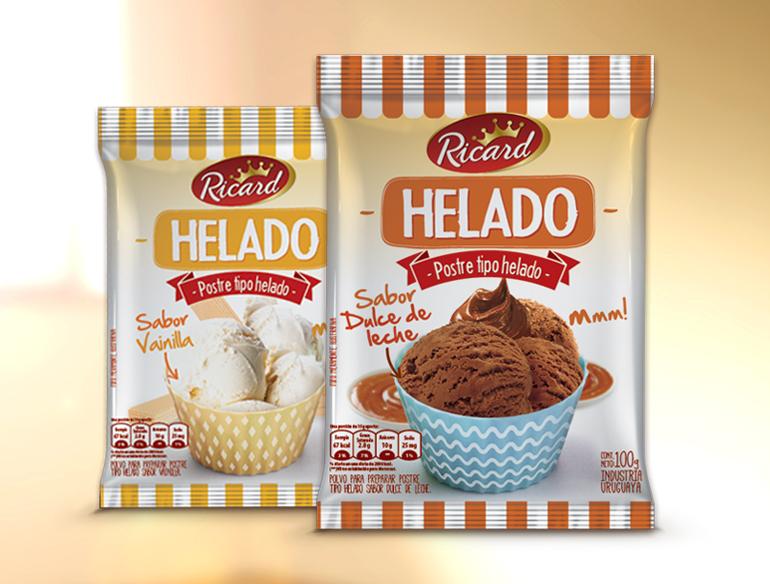 Bimbo Uruguay | Ricard Ice Creams